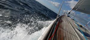 barca a vela bolina