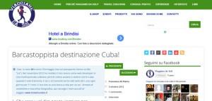 barcastoppista destinazione cuba