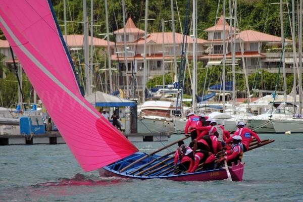 Tour des Yoles 2013 Martinica