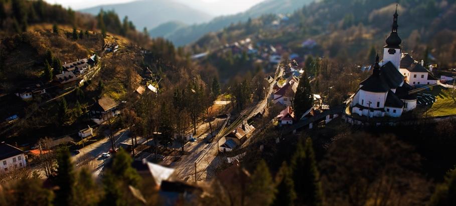 Slovacchia Spania Dolina