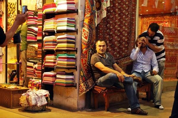 Turchia, Istanbul Grand Bazaar
