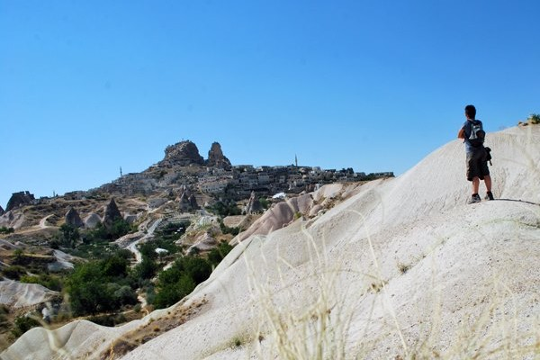 Turchia, Cappadocia – Pidgeon Valley