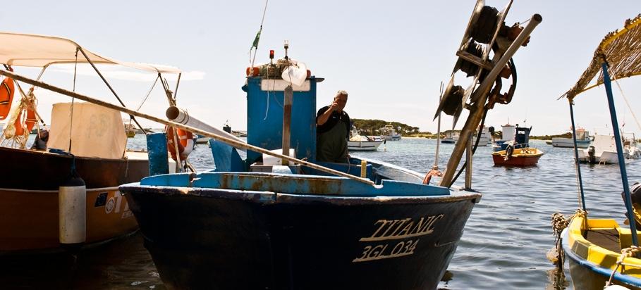 pescatore porto cesareo